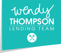 Wendy Thompson Lending Team Retina Logo