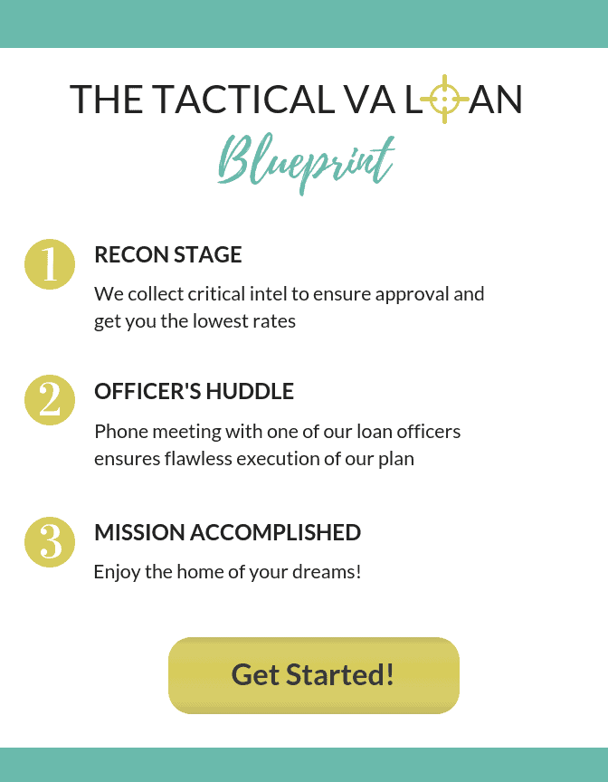 The Tactical VA Loan Blueprint