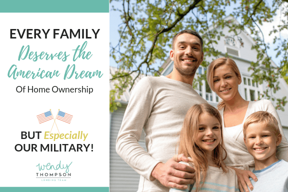 Military Can Achieve The Dream of Home Ownership with VA Loan
