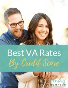 best va loan rates