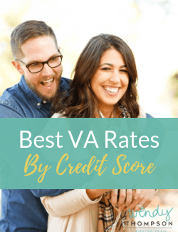 best va loan rates