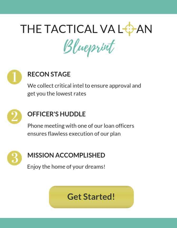tactical va loan blueprint
