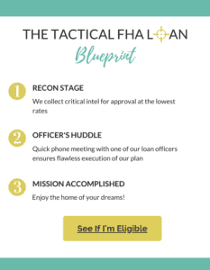 The Tactical FHA Loan Blueprint