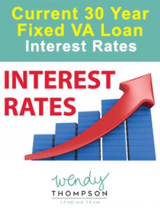 30 Year Fixed VA Loan Interest Rates