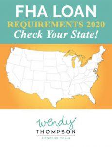 FHA Loan Requirements