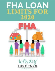 FHA Loan Limits for 2020