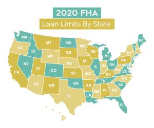 State FHA Loan Limits