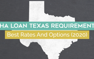 texas fha loan requirements